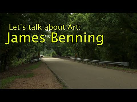 James Benning - Experimental Documentary Film - Lets talk about Art!