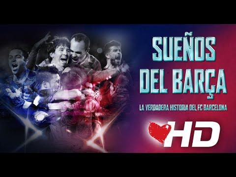 Sueños del Barça (2015)  DVDrip Torrent