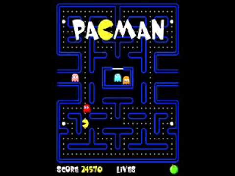 Pac-Man Intro Music