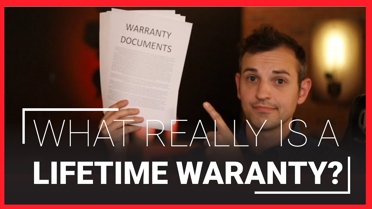 "Understanding The ""Preferred Warranty"""