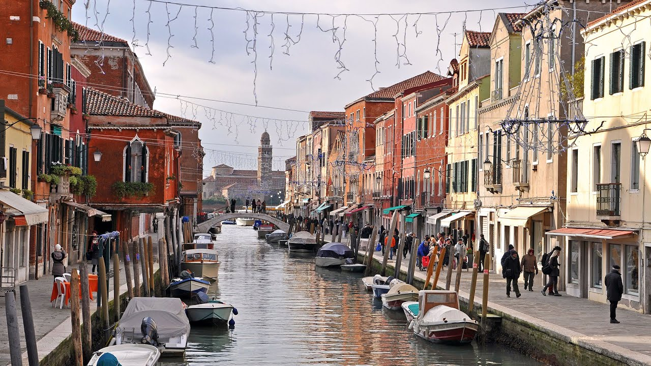 How To Get From Venice To Burano Island