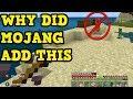 Minecraft 1.13 Aquatic Update - Most Useless Item EVER (PE / Xbox)