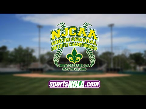 NJCAA South Central District Championship - Eastern Oklahoma vs Delgado - Game 2