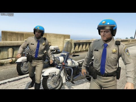 GTA 5 (PS4) - Mission #37 - I Fought The Law... [Gold Medal]