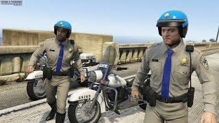 GTA 5 (PS4) - Mission #37 - I Fought The Law... [Gold Medal] thumbnail