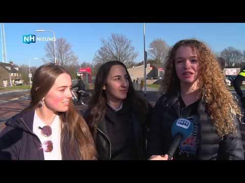 Harde aanpak tegen drugs rond scholen in IJmuiden