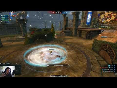 Guild Wars 2 PVP Warrior Meta Build?