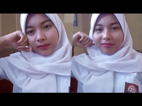 Video Curhat Siswi SMA yang cantik ini Viral di Medsos