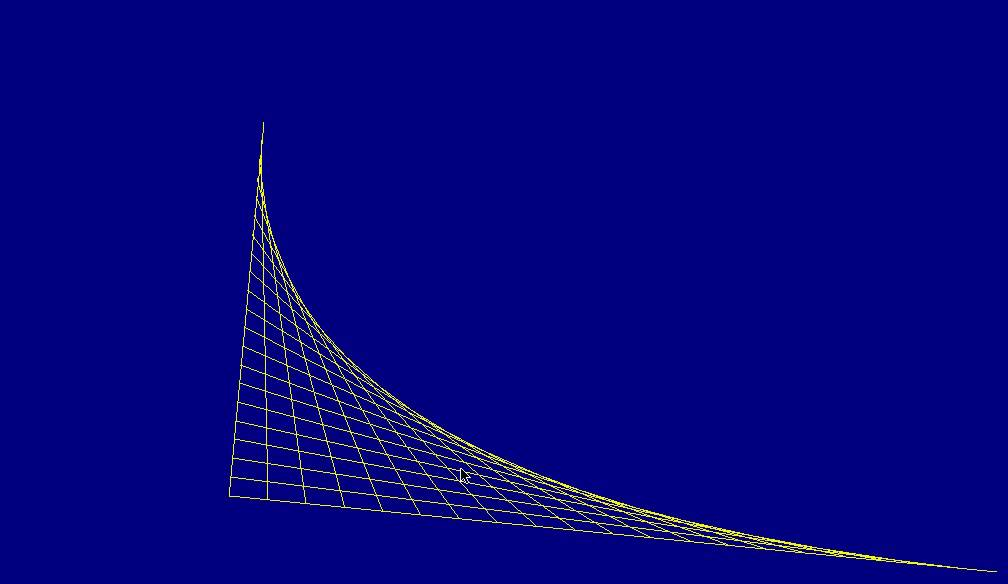 Line Drawing Algorithm Using Opengl : Sdl drawing curve using line construction youtube