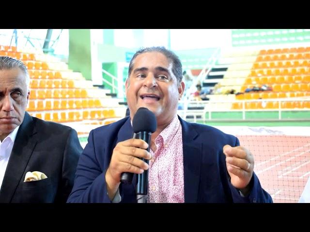 Inauguración Primer Torneo Nacional de Bádminton 2018 por Categorias