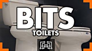 Replacing a Toilet // Bits