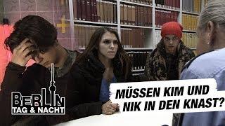 Selbstanzeige! Müssen Kim und Nik in den Knast??? #1882 | Berlin - Tag & Nacht