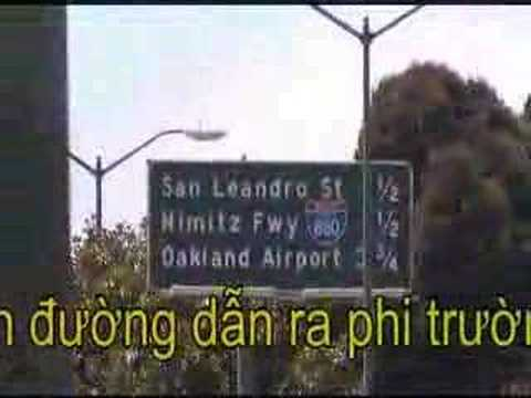 Nguyen Van Ly Bill Board In Oakland, Northen California