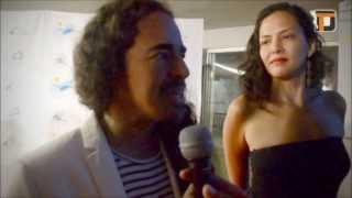 La Ensalada Musical en La gala del BIFF 2013 y concierto de Café Tacvba