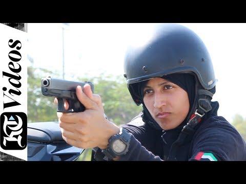 Meet Dubai Police's all-women VIP protection team