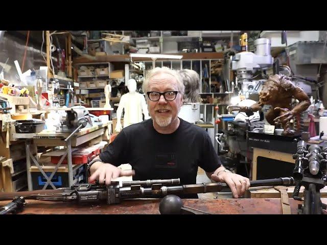 Ask Adam Savage: Machining vs 3D Printing