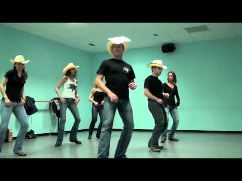 Paris country line dance - WILD COUNTRY