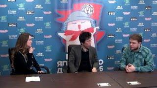 Интервью c Хироси Ямаи(Накануне проведения Кубка Японского дома Лига риичи-маджонга взяла интервью у приглашенного из Японии..., 2016-03-26T18:14:26.000Z)