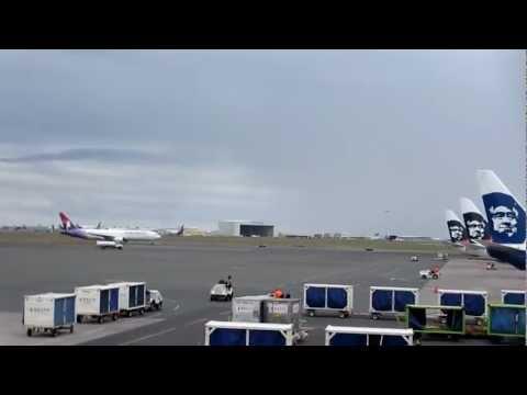 Fighter Jet Honolulu International Airport Oahu Hawaii
