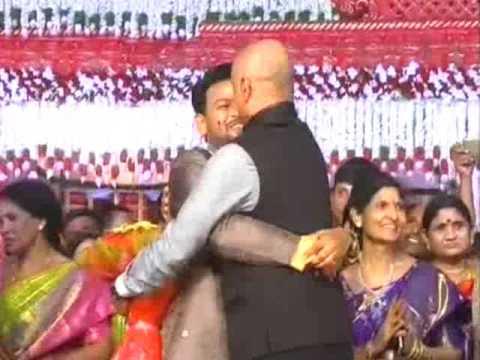 MP Ram Mohan Naidu Wedding || Galla Jayadev Family Attend to Marriage
