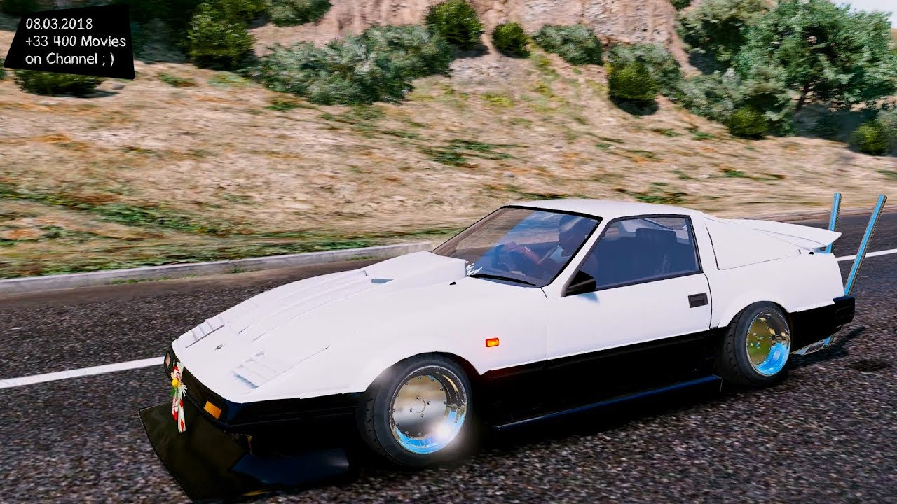Nissan FairladyZ Z31 BOSOZOKU Edition 1 0 Grand Theft Auto V MGVA , VI -  future