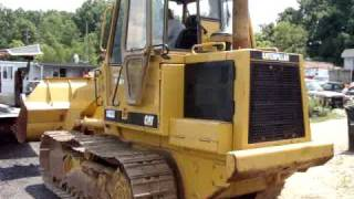 1989 Cat 953 LGP Crawler Loader - Item 199