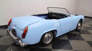 3225 CHA 1964 Austin Healey Sprite Mark II