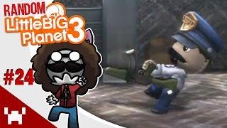 Cops & Robbers - Little Big Planet 3: Random Multiplayer - Ep. 24