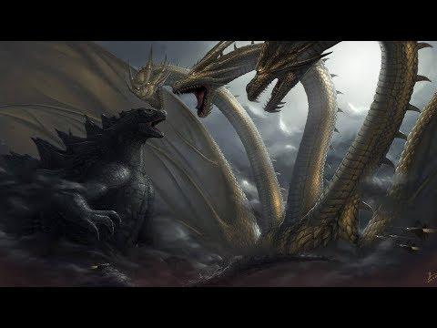 王者争霸《哥斯拉2:怪兽之王》预告片解析