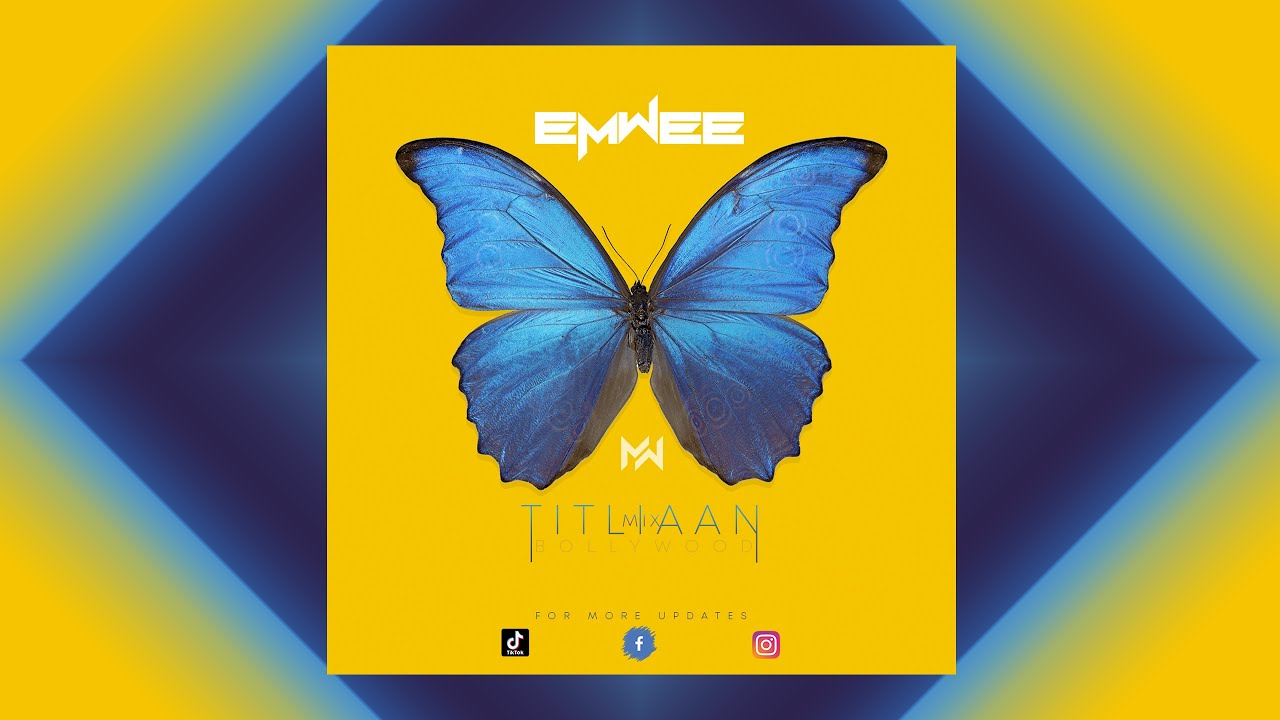 DJ EMWEE - TITLIAAN MIX    Harrdy Sandhu   Sargun Mehta   Jaani   Arvindr Khaira  2021 BOLLYWOOD MIX