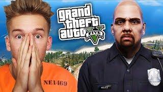 GTA V Więzienie #8 - MAMY PROBLEM ♂️