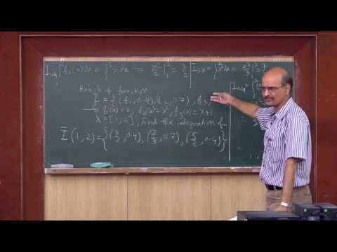 Integration and differentiation of fuzzy functions - Lecture 23 By Prof S Chakraverty