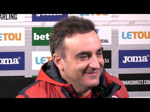 Carlos Carvalhal Full Pre-Match Press Conference - Swansea v Liverpool - Premier League