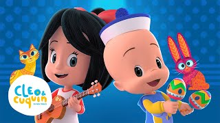 La Bamba with Cleo and Cuquin | Songs for Kids