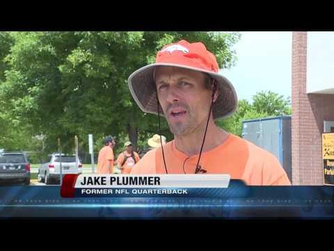 Jake Plummer holds skills camp at BK