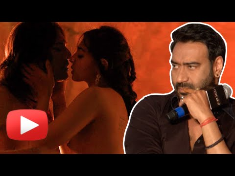 Ajay Devgn Reacts | Radhika Apte Leaked Sex Scene | Parched thumbnail
