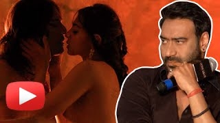 Ajay Devgn Reacts | Radhika Apte Leaked Sex Scene | Parched