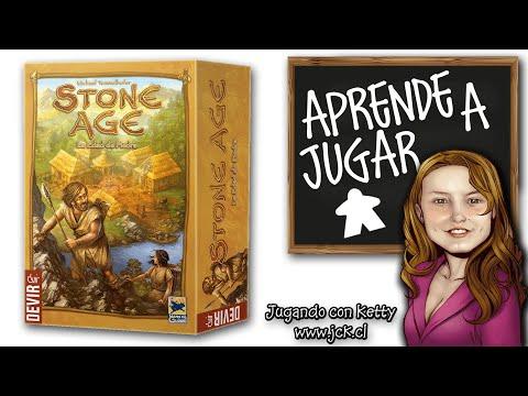 stone age vivo juego de mesa boardgame youtube