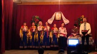 Різдвяний концерт в селі кальне 17.01.2015р. (частина 3)