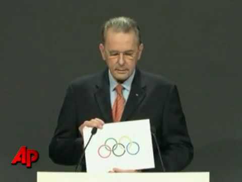 Rio 2016 - Announcement 2016 olympics games host city
