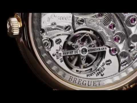 Breguet Classique 5377BR /12 /9WU Extra-thin Self-winding Tourbillon