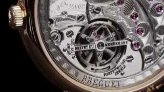 Breguet 5377BR /12 /9WU Extra-thin Self-winding Tourbillon