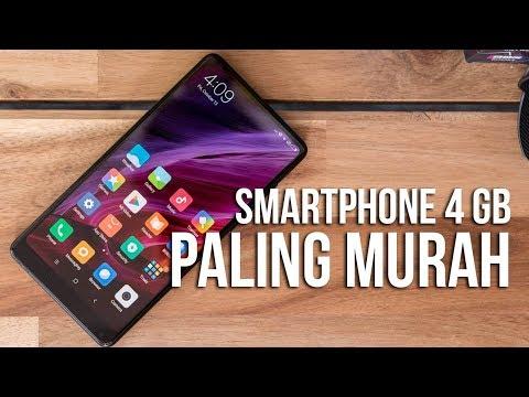 5 SMARTPHONE RAM 4GB HARGA MULAI 1 JUTAAN