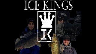 Ice Kings TV -  Lake Simcoe Smallmouth Bass (DEMO Episode)