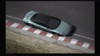 Gran Turismo4 Mitsubishi ECLIPSE Spyder GTS TimeTrial  Replay Trial Mountain