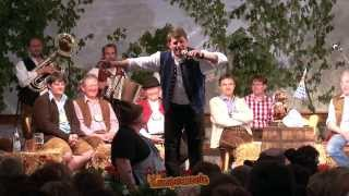 """Oberpfälzer Witzemeisterschaft 2013 - Josef """"Bäff"""" Piendl"""