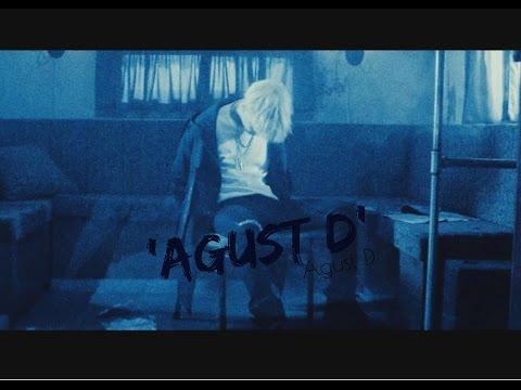 Agust D (Suga)- Agust D. Letra fácil (pronunciación).
