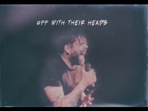 Off With Their Heads - Live @Arena, Wien 27.04.2015. (full set)
