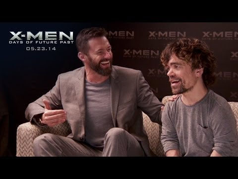 Tumblr Chat with Hugh Jackman & Peter Dinklage  XMen: Days of Future Past
