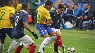 France -Brésil 2015 : 1-3